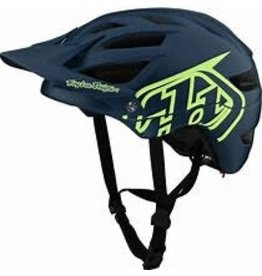 Troy Lee Designs TROY LEE A1 MED/LARGE Drone blu/green HELMET