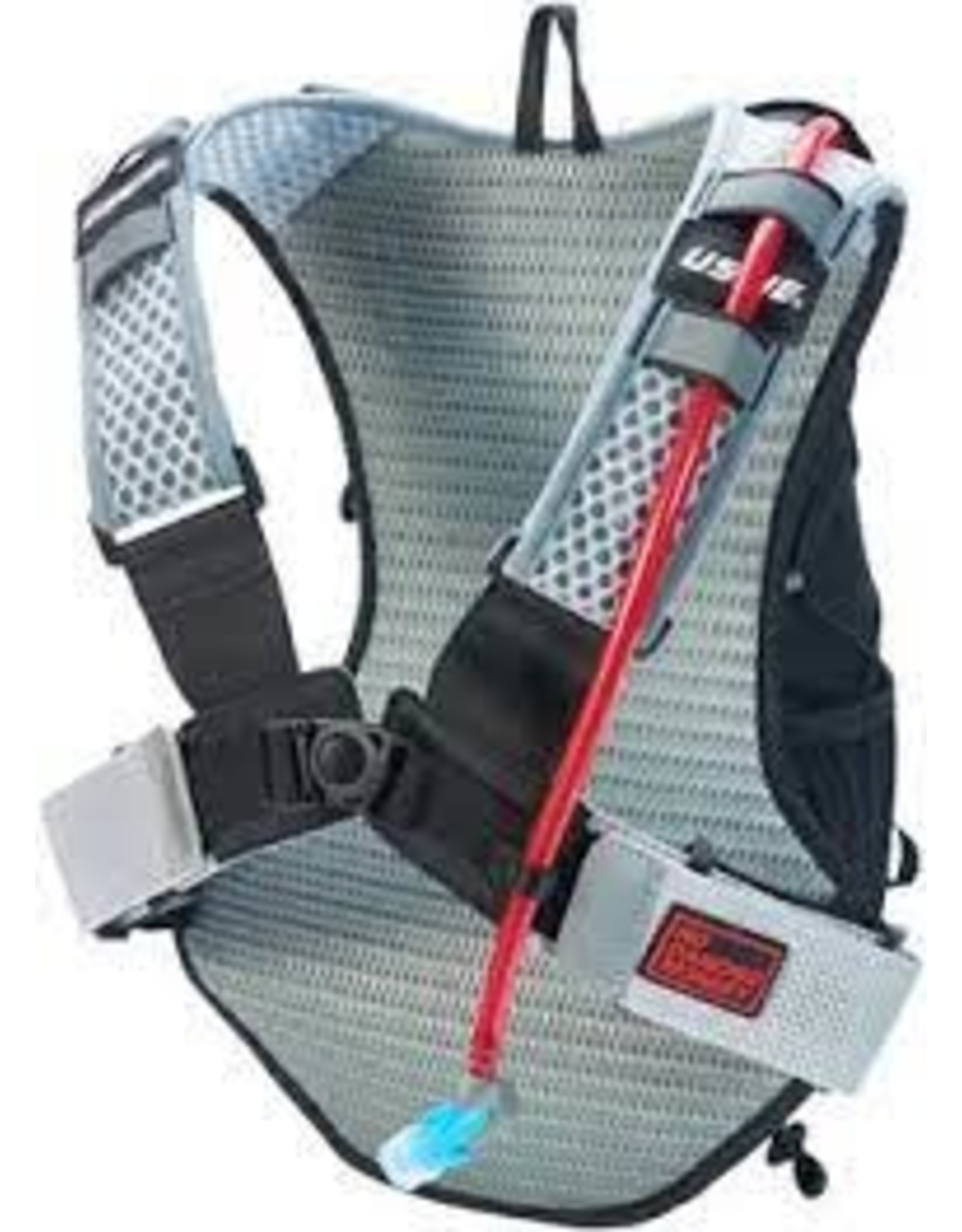 USWE USWE Vertical 10 Plus Hydration Pack - Carbon Black