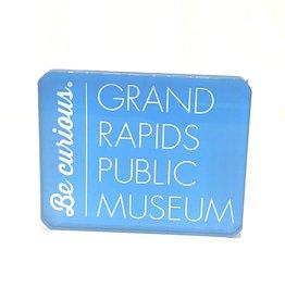 GRPM GRPM Logo Acrylic Magnet