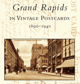 Grand Rapids in Vintage Post Cards