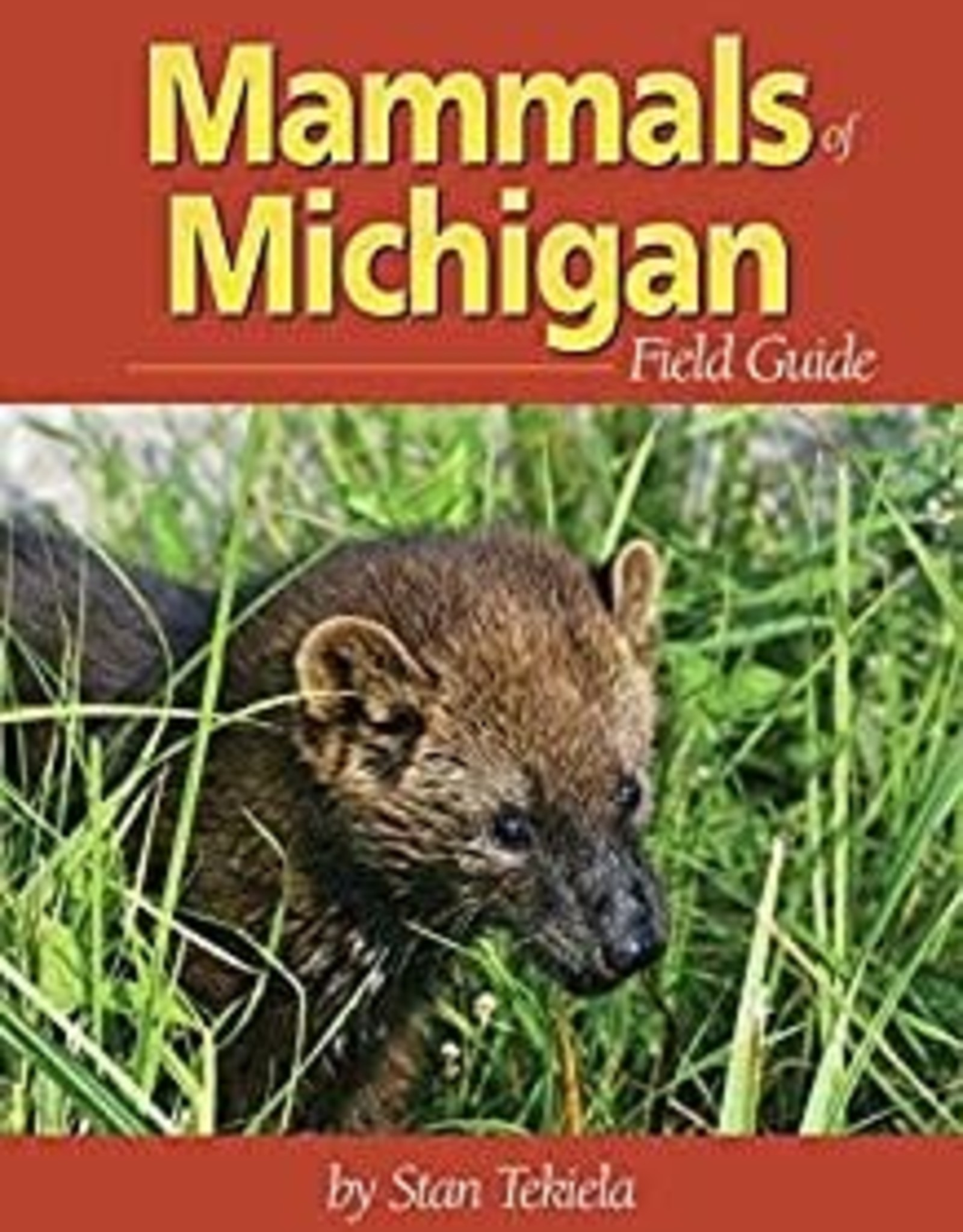 Field Guide Mammals of Michigan