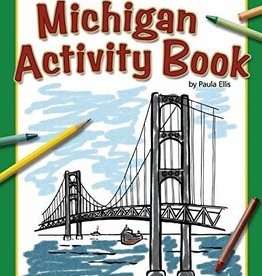 Activity Book Michigan