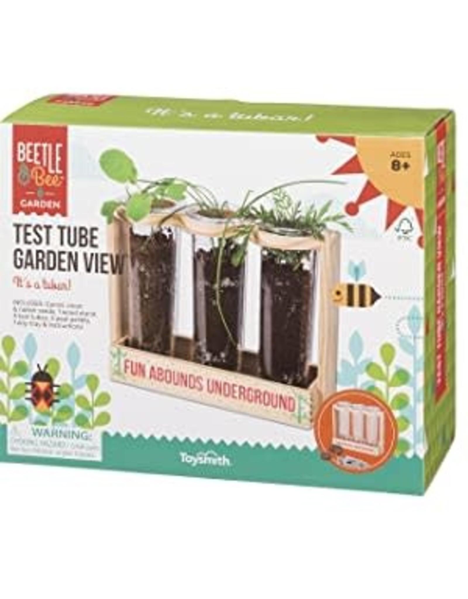 Test Tube Garden View