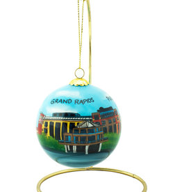 GRPM GRPM Hand Painted Ornament