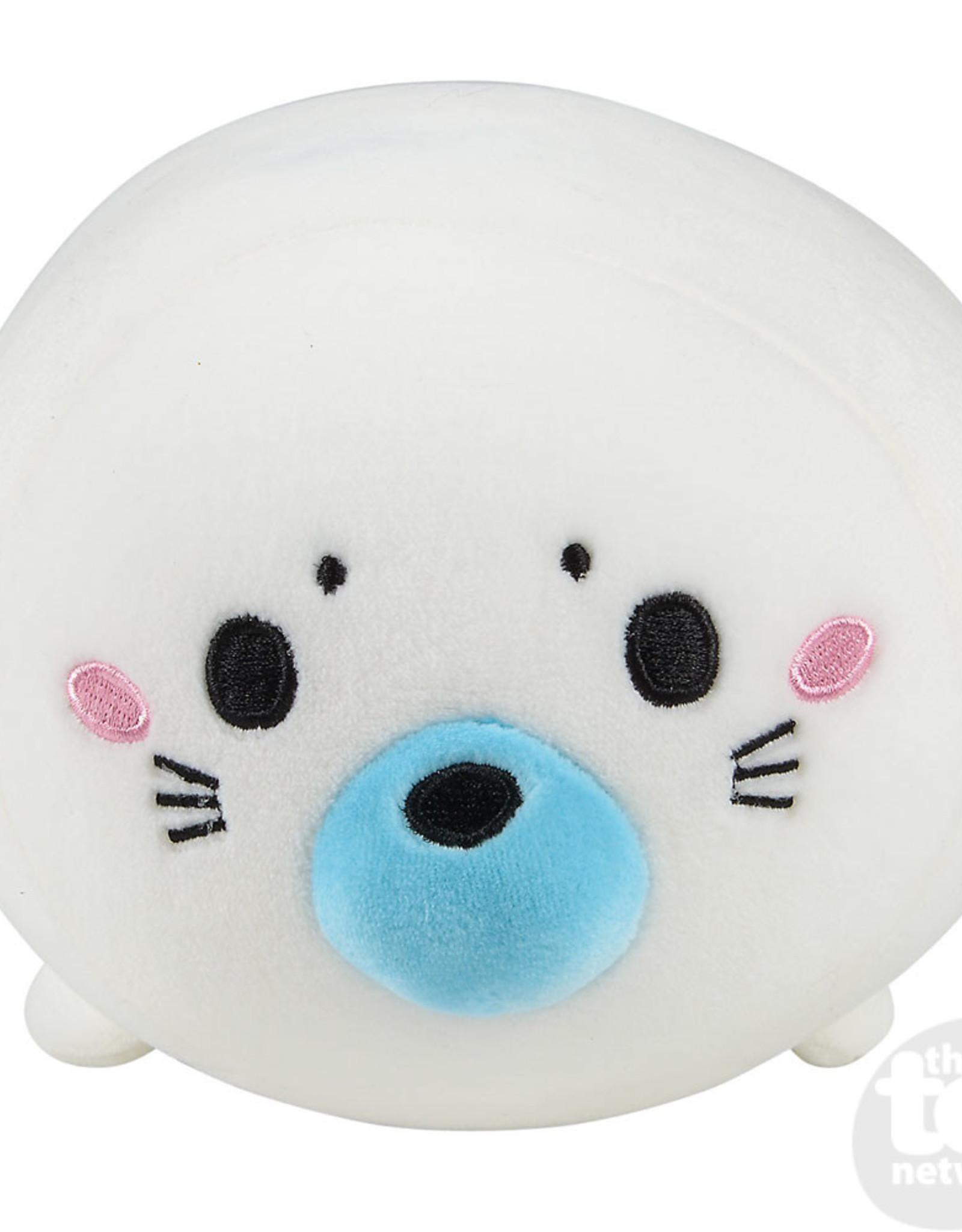 Seal Puffer Plush