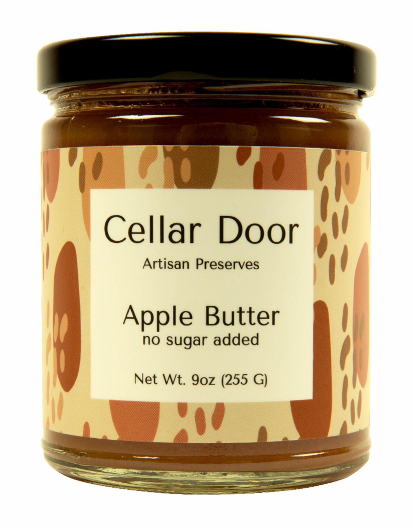 Cellar Door Apple Butter Jam