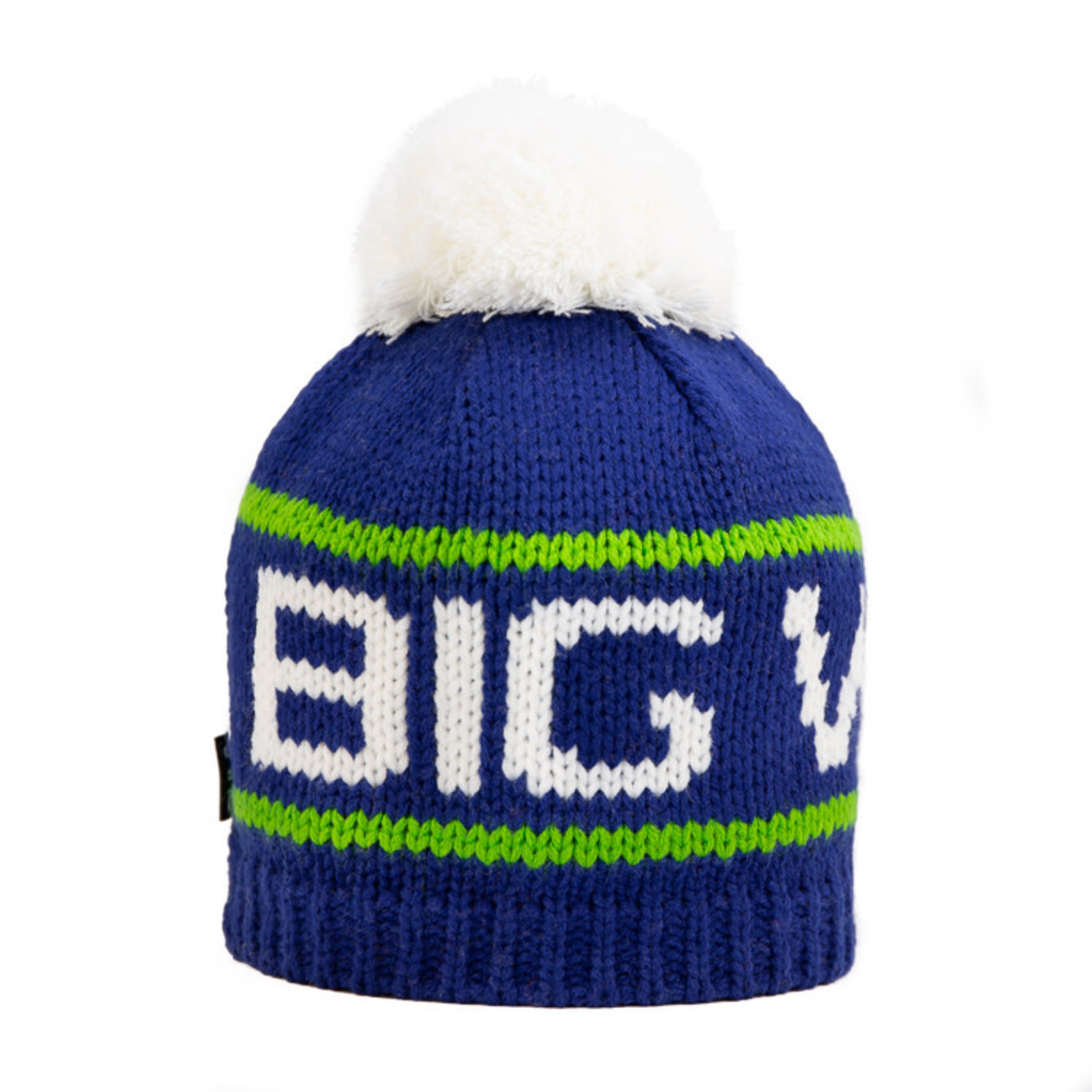 Big White Big Pom Vancouver 1