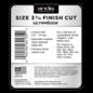 Andis Andis UltraEdge Detachable Clipper Blade 3-3/4FC Finish Cut [3.75]
