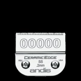 Andis Andis CeramicEdge Detachable Clipper Blade Size 00000