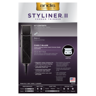 Andis Andis Styliner II Corded Trimmer SLII