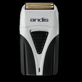 Andis Andis Profoil Lithium Plus Titanium Foil Corded/Cordless Shaver TS-2