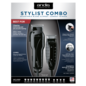 Andis Andis Stylist Combo Adjustable Blade Corded Clipper & Corded Trimmer w/ Guides US-1/GTO