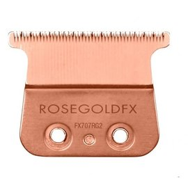 BabylissPRO BabylissPRO FX707RG2 RoseFX 2.0mm Deep Tooth Titanium Trimmer T-Blade Fits FX787