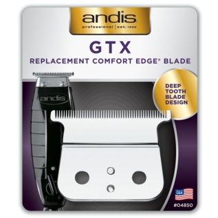 Andis Andis GTX Deep Tooth Comfort Edge Trimmer T-Blade