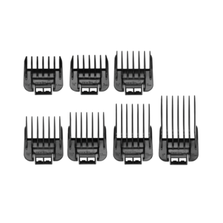 Andis Andis 7pc Master Snap-on Attachment Comb Guides ML