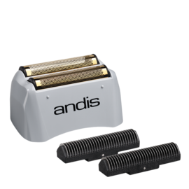 Andis Andis Replacement Cutters & Foil Fits Profoil Lithium Shaver TS-1/TS-2
