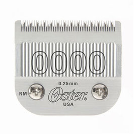 Oster Oster Detachable Clipper Blade Size 0000 Fits Classic 76/Model 10/Octane