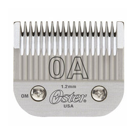 Oster Oster Detachable Clipper Blade Size 0A Fits Classic 76/Model 10/Octane