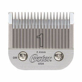 Oster Oster Detachable Clipper Blade Size 1 Fits Classic 76/Model 10/Octane