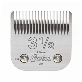 Oster Oster Detachable Clipper Blade Size 3-1/2 [3.5] Fits Classic 76/Model 10/Octane