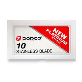Dorco Dorco Stainless Platinum Double Edge Razor Blades 10pcs [Single]