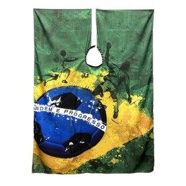 "Betty Dain Betty Dain Brasileiro Styling Cape Snap Closure 45""x65"""