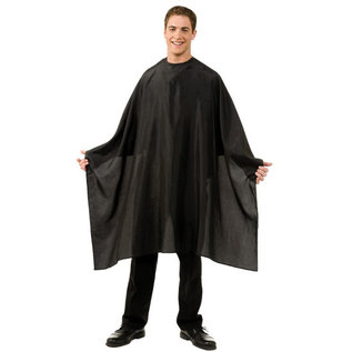 "Betty Dain Betty Dain Super Size Styling Cape Nylon Crinkle Snap Closure 54""x60"" Black"