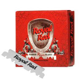 Royal Red Royal Red Single Edge Barber Razor Blades 100pcs