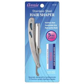 Annie Annie Stainless Steel Hair Shaper w/ 5 Blades