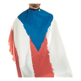 """Campbell's Campbell's Puerto Rico Flag Styling Cape Snap Closure 45""""x60"""""""