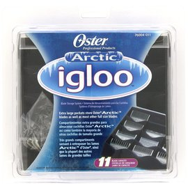 Oster Oster Arctic Igloo Detachable Blade Storage System Rack Case