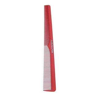 BabylissPRO BabylissPRO Barberology Set of 3 Barber Combs Clipper/Cutting/Taper Red