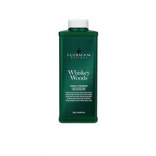 Clubman Clubman Pinaud Whisky Woods Finest Powder 9oz