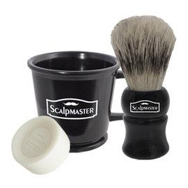ScalpMaster ScalpMaster Shaving Set 3pcs