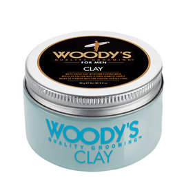 Woody's Woody's Clay Matte Finish w/ Firm Flexible Hold 3.4oz
