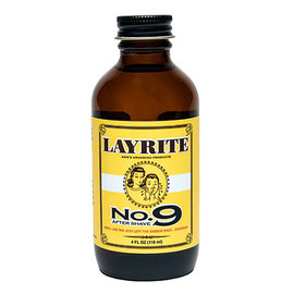 Layrite Layrite No.9 Aftershave 4oz