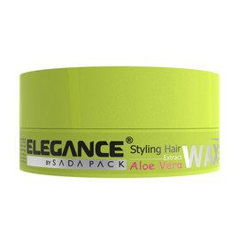 Elegance Elegance Styling Hair Wax Aloe Vera Firm Hold 140ml