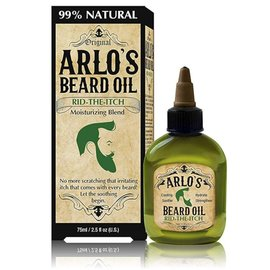 Original Arlo's Original Arlo's Beard Oil Rid the Itch 2.5oz