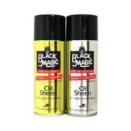 Isoplus Isoplus Black Magic Oil Sheen 10.5oz