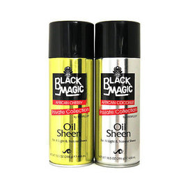 Isoplus Isoplus Black Magic Oils Sheen 10.5oz