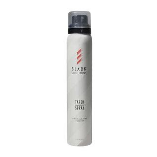 Black Solutions Black Solutions Taper Spray Fine Talc-Like Powder 4oz