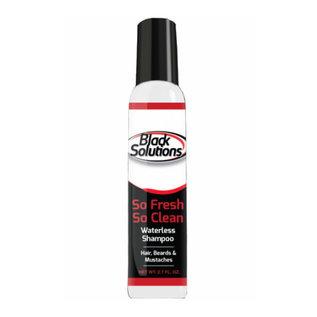 Black Solutions Black Solutions So Fresh So Clean Waterless Shampoo 2.7oz