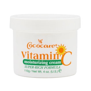 Cococare Cococare Vitamin C Moisturizing Cream 4oz