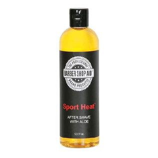 Barber Shop Aid Barber Shop Aid Sport Heat Aftershave w/ Aloe 12.5oz
