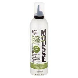 Vigorol Vigorol Olive Oil Mega Moisture Mousse Alcohol Free 12oz