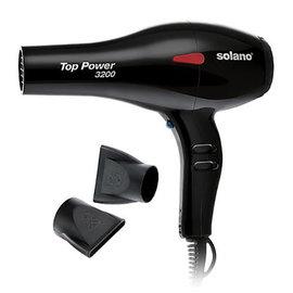 Solano Solano Top Power 3200 Ceramic Tourmaline AC Hair Blow Dryer 1875W