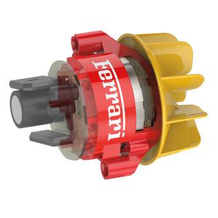 BabylissPRO BabylissPRO Italia Brava Ferrari Designed Engine Nano Titanium Hair Blow Dryer 2000W