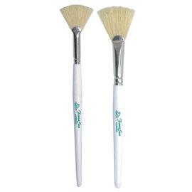 FantaSea FantaSea Facial Treatment Fan Brush [Boar Hair]