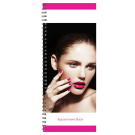 """DL Professional DL Professional 2 Column Appointment Book 5""""W x 12-1/2""""H"""