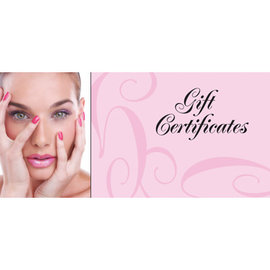DL Professional DL Professional Gift Certificates 50pcs